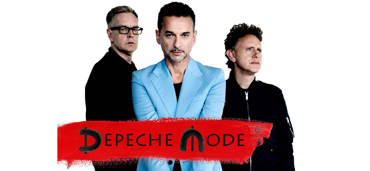 Οι νικητές που θα είναι στη συναυλία των Depeche Mode!