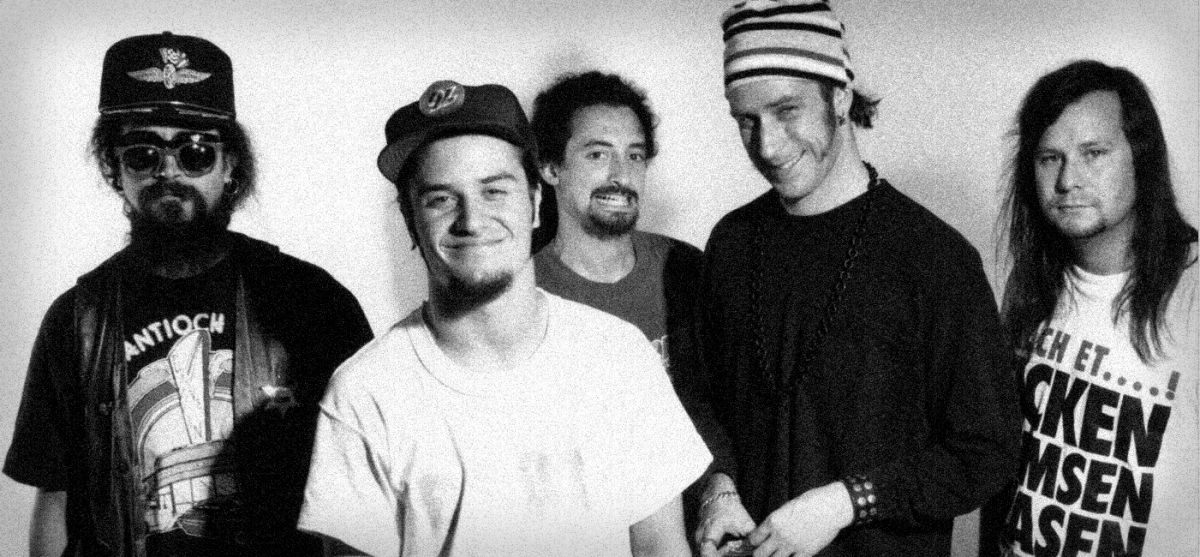 "Faith No More ""King for a day, fool for a lifetime"""