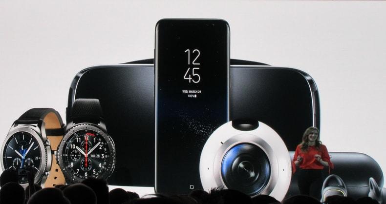 Unpacking Samsung Galaxy S8: Όλα όσα είδαμε και ακούσαμε στο Λονδίνο