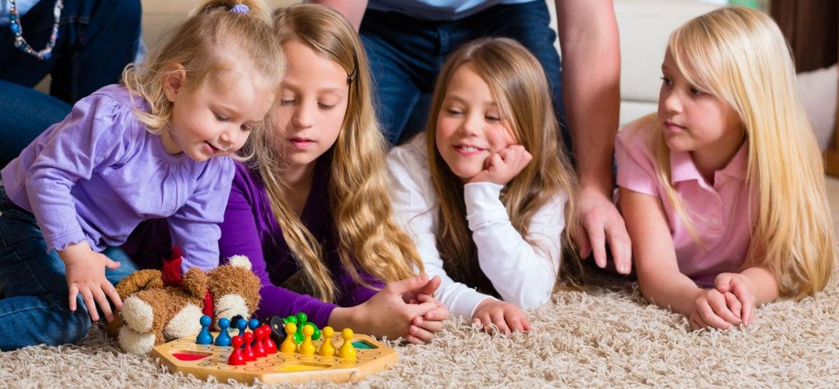Επιτρα..παίζουμε: Διασκέδαση για μικρούς και μεγάλους!