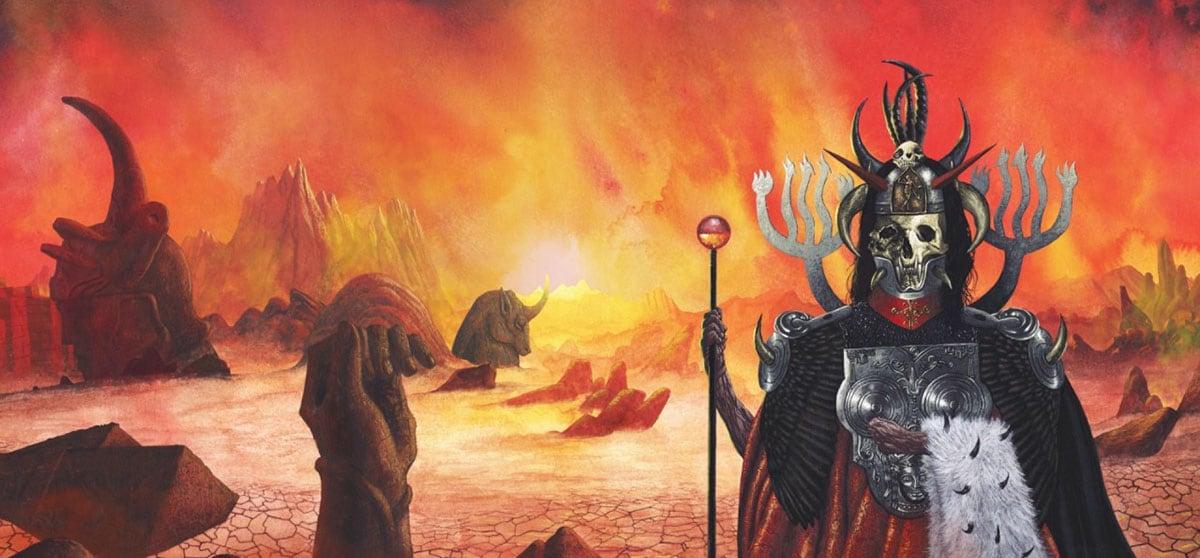 Ακούσαμε και σας προτείνουμε: Mastodon-Emperor Of Sand