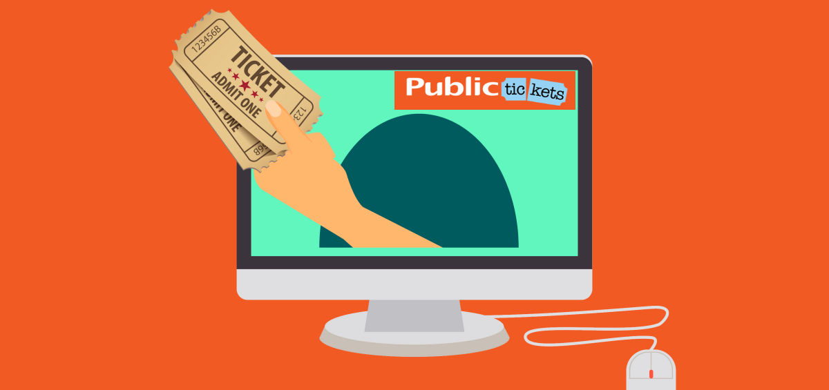 Public Tickets: Νέα ημέρα για την υπηρεσία πώλησης εισιτηρίων θεαμάτων της Public