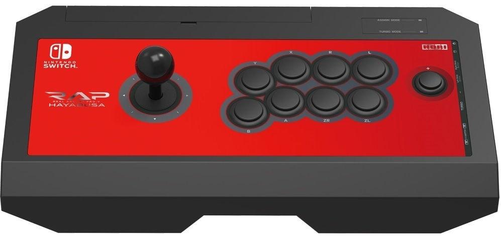 Ανακοινώθηκε το πρώτο fight stick για το Nintendo Switch