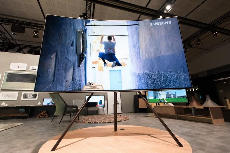 Samsung QLED: τηλεόραση με τη δύναμη των Quantum Dots!