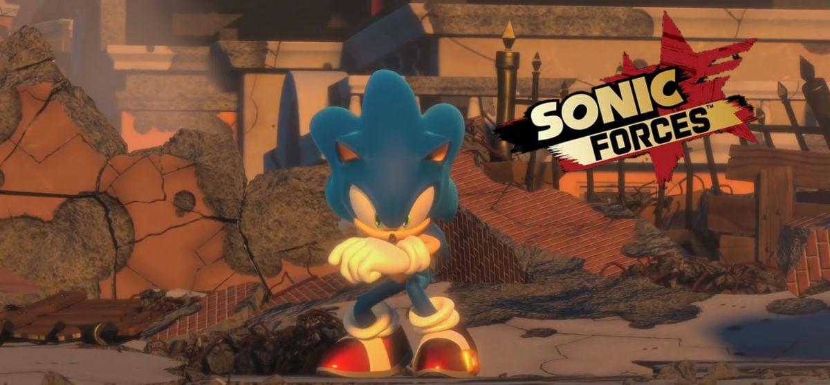 Ανακοινώθηκε το Sonic Forces. Δες τα trailers!