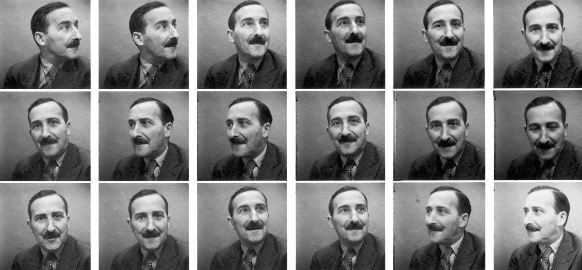 Ο ονειροπόλος Στέφαν Τσβάιχ