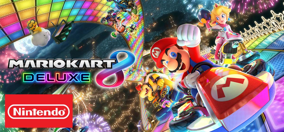 Mario Kart 8 @ Nintendo Switch: Ελάτε το Σάββατο 13 Μαΐου στα Public και παίξτε με την ψυχή σας
