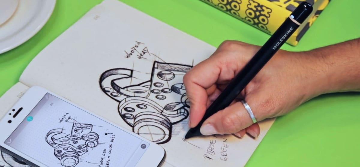 Το Smart Writing Set της Moleskine αλλάζει τον τρόπο που γράφουμε!