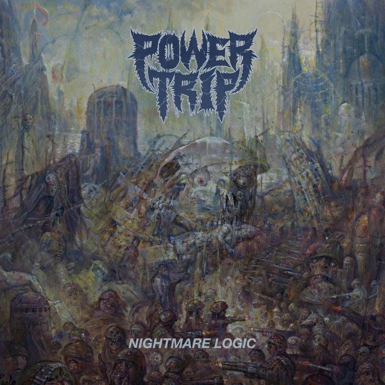 Ακούσαμε και σας προτείνουμε… Power Trip - Nightmare Logic