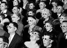 Η εμπειρία του κινηματογράφου είναι μοναδική!