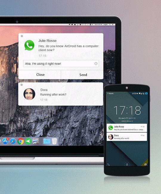 AirDroid: Φέρε το smartphone σου σε επαφή με το PC!