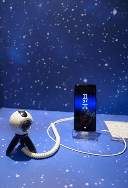 Samsung Galaxy S8 @Public Γλυφάδας: Δες τι έγινε στο mega event!