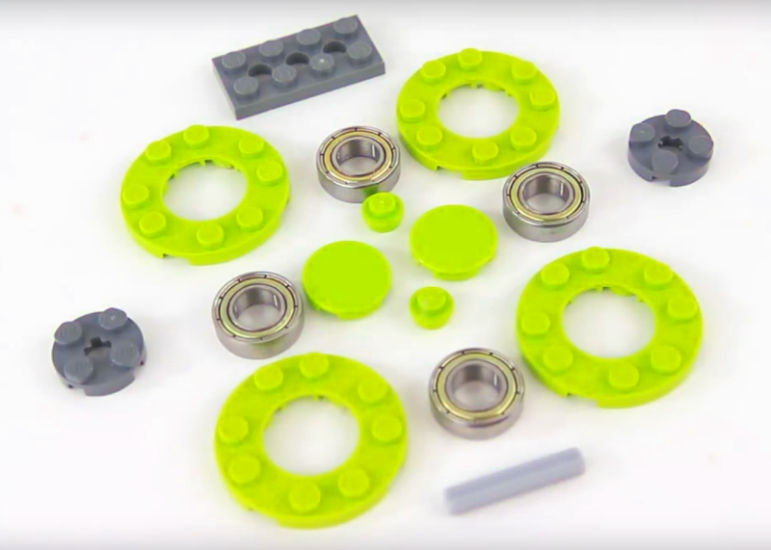 Fidget Spinners: φτιάχτο μόνος σου!