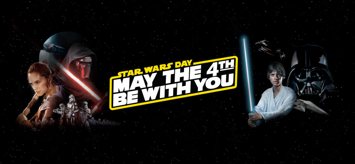 May the 4th be with you: Τo Star Wars γιορτάζει 40 χρόνια!