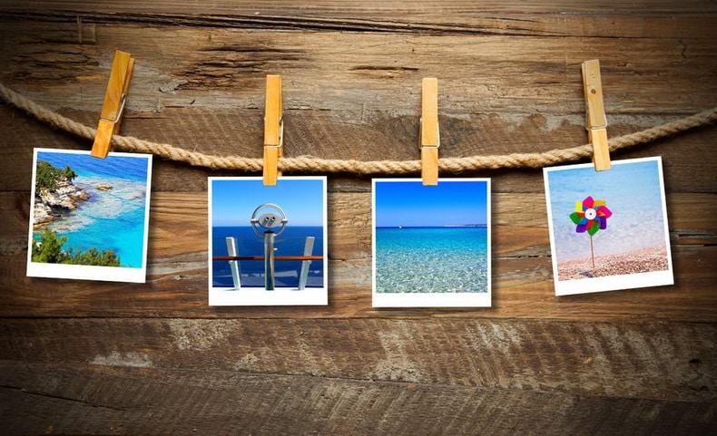 3 + 1 tips για να να διακοσμήσετε με φωτογραφίες το χώρο σας