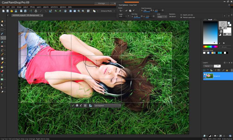 Επεξεργασία εικόνας: κάνε τις φωτογραφίες σου επαγγελματικές
