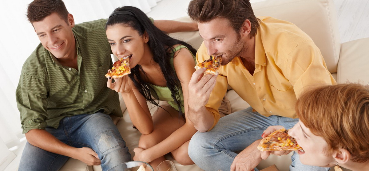 Βραδιές με φίλους στο σπίτι
