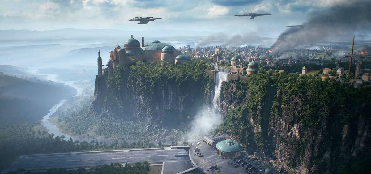 Πρώτο gameplay trailer για το Star Wars: Battlefront 2
