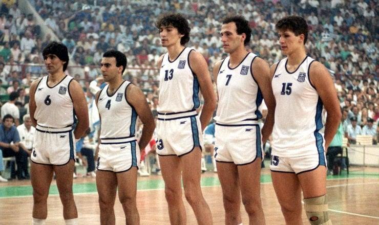 Αποκλειστική συνέντευξη: Γιάννης Φιλέρης Δεν υπάρχει κάτι μεγαλύτερο από το Ευρωμπάσκετ 87