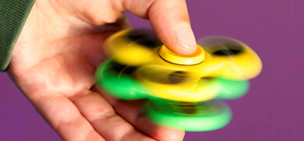 Fidget Spinners: Βοηθούν στην πνευματική υγεία;