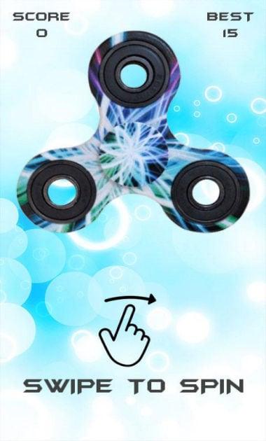 Fidget Spinners: στο χέρι αλλά και στο smartphone!