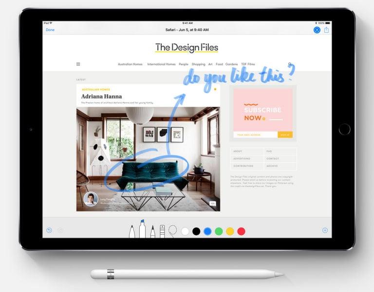 Apple iOS 11: κοσμοϊστορικές αλλαγές στο στρατόπεδο των iPad και iPhone!