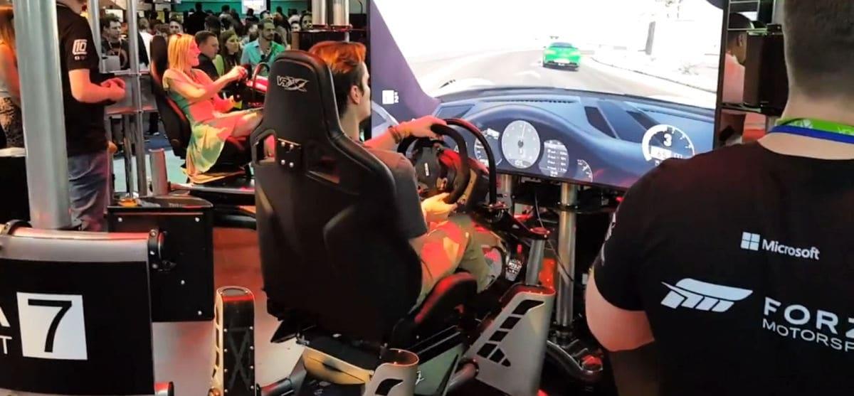 E3 2017: Ελάτε για tour στο booth της Microsoft!