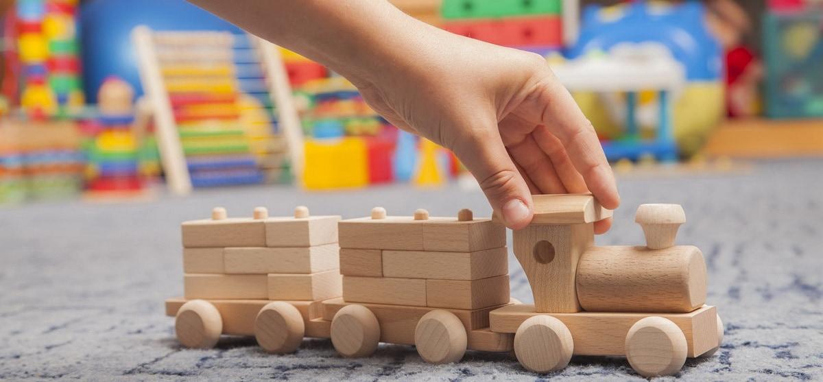 Ξύλινα παιχνίδια: Μοντέρνα και διαχρονικά!