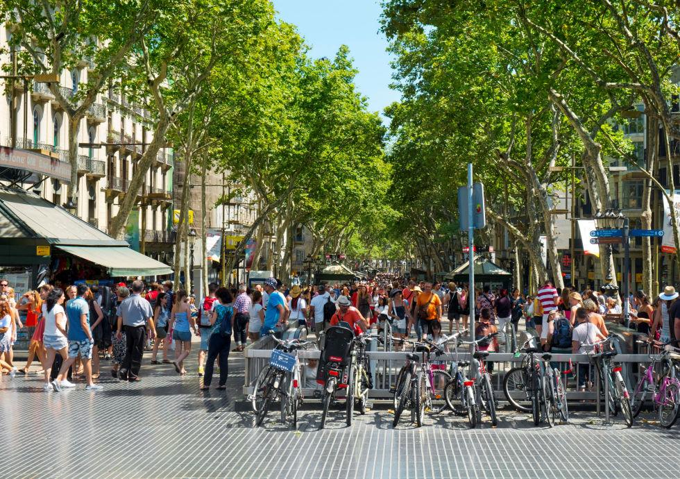 Καλοκαιρινές αποδράσεις στην Ευρώπη: Βαρκελώνη