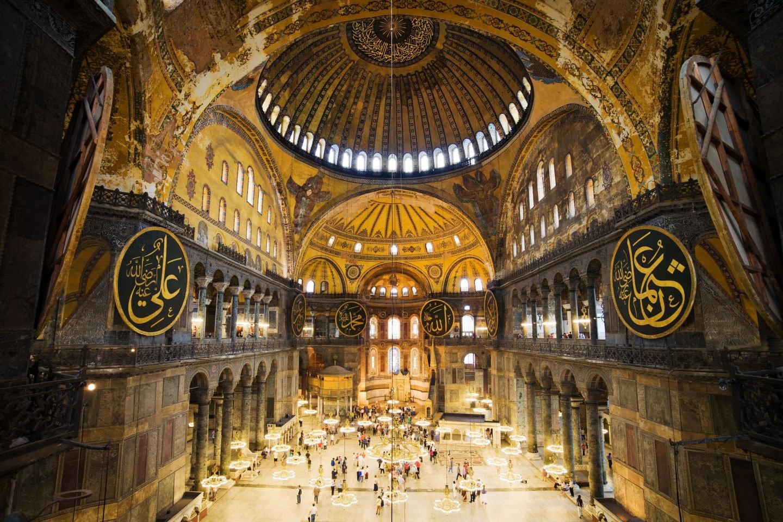 Καλοκαιρινές αποδράσεις στην Ευρώπη: Κωνσταντινούπολη