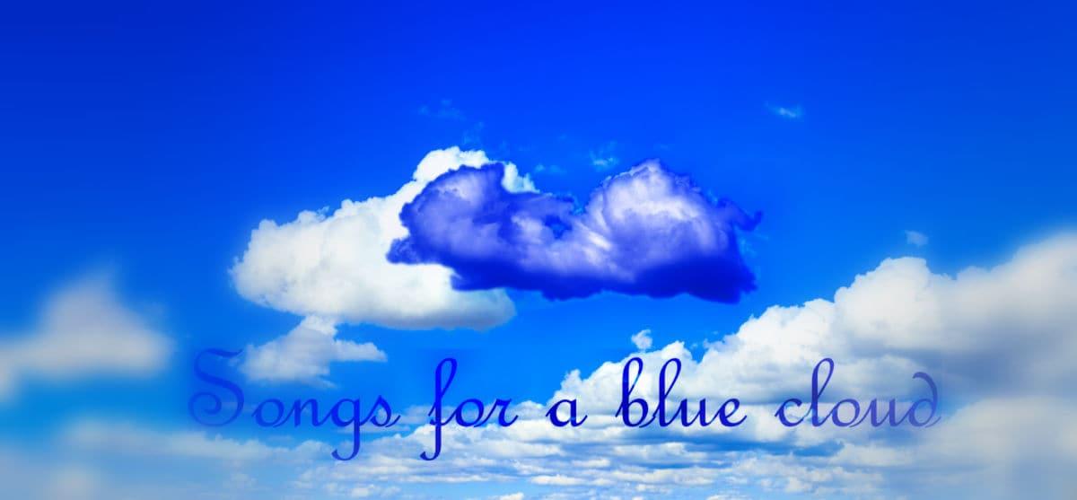 Ένα μουσικό μπλε συννεφάκι