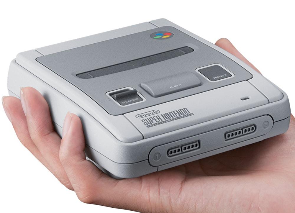 Η Nintendo ανακοίνωσε το SNES Classic Edition: Προπαράγγειλέ το τώρα στα Public!