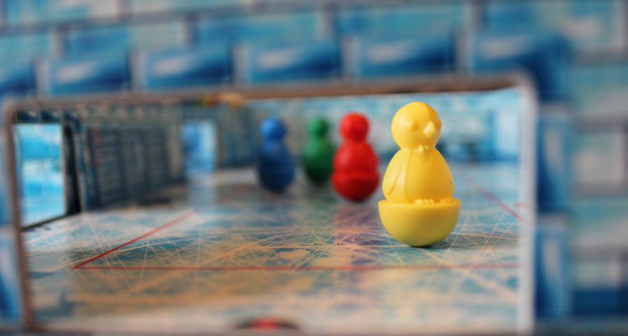 Καλοκαίρι και… παγοδρομίες! Ποιοι κέρδισαν το πιο fun επιτραπέζιο!
