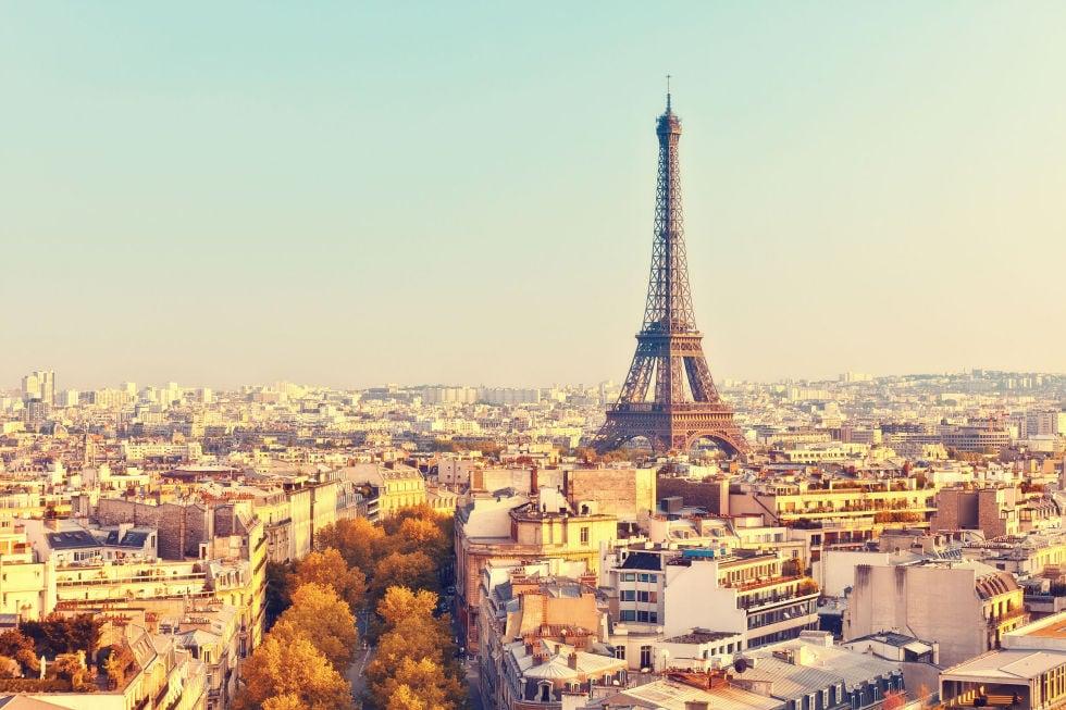 Καλοκαιρινές αποδράσεις στην Ευρώπη: Παρίσι