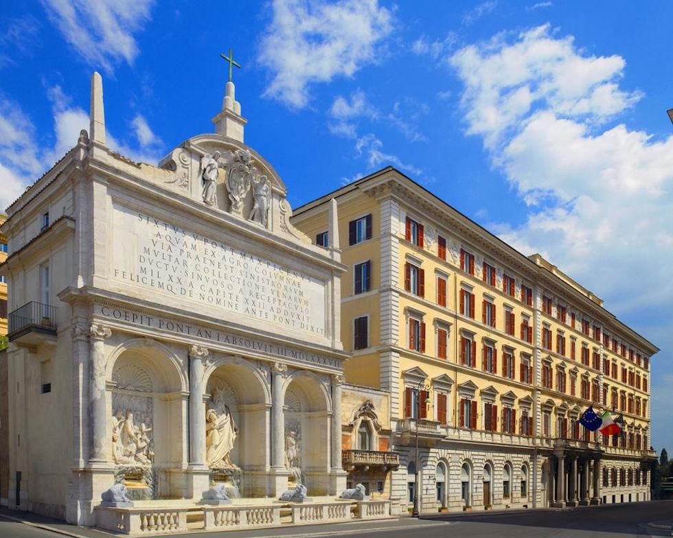 Καλοκαιρινές αποδράσεις στην Ευρώπη: Ρώμη