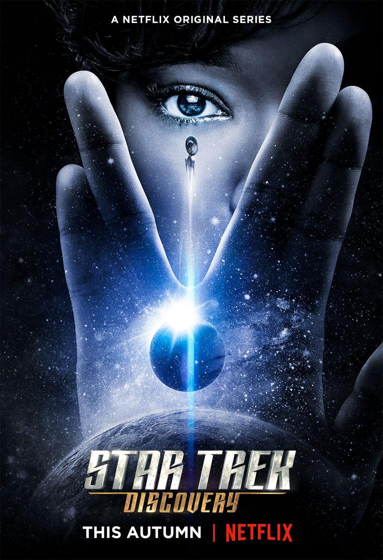 Star Trek Discovery: Το μεγαλύτερο σύμπαν Επιστημονικής Φαντασίας επιστρέφει!