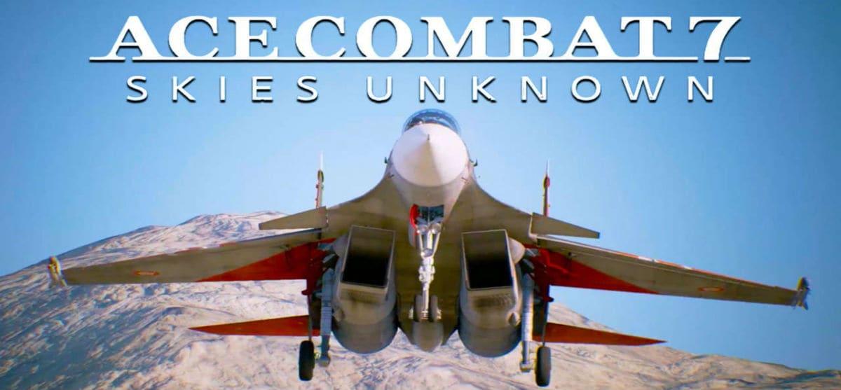 Gamescom 2017: κυκλοφόρησε το trailer για το Ace Combat 7: Skies Unknown