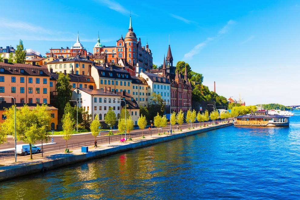 Καλοκαιρινές αποδράσεις στην Ευρώπη: Στοκχόλμη