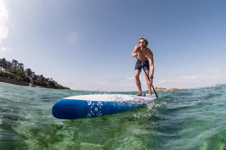 Stand-Up Paddleboarding: Κάνε κουπί και γυμνάσου πάνω στο κύμα!