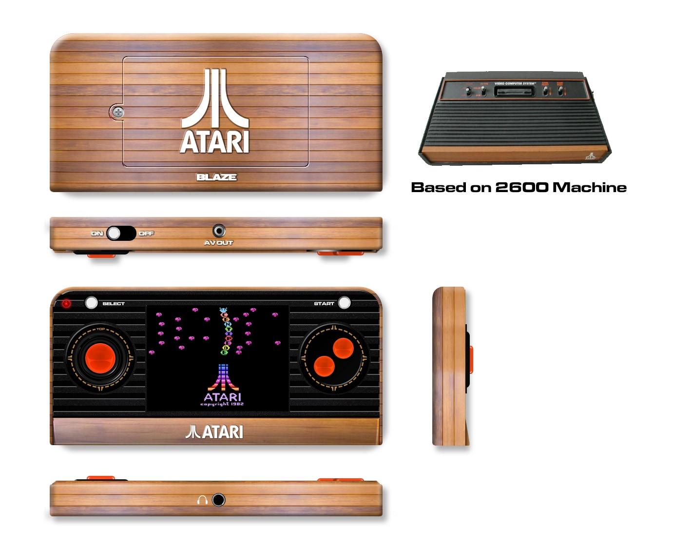 Η θρυλική κονσόλα Atari 2600 επιστρέφει!