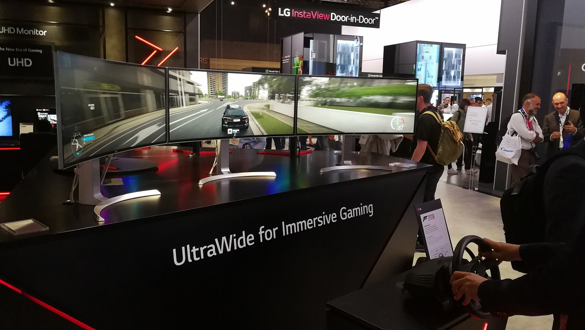 Τα Pubic στην IFA 2017: Οι ανακοινώσεις της LG για gaming & TV lovers