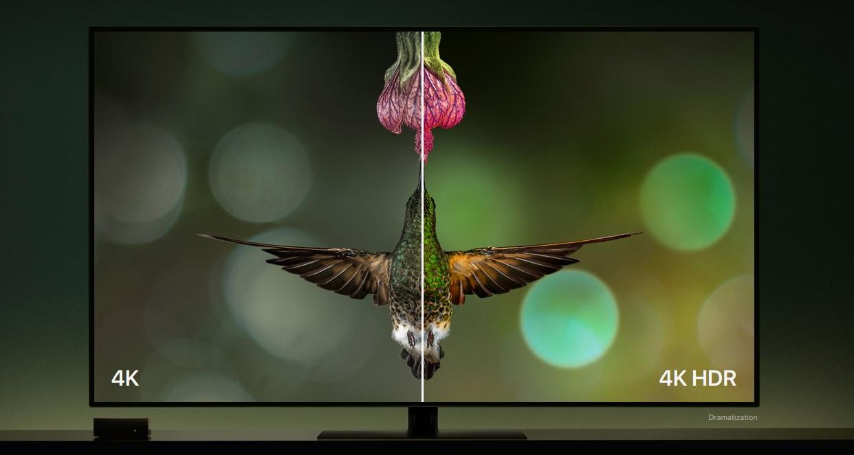 Η νέα Apple TV με ανάλυση 4K και HDR αλλάζει τις ισορροπίες