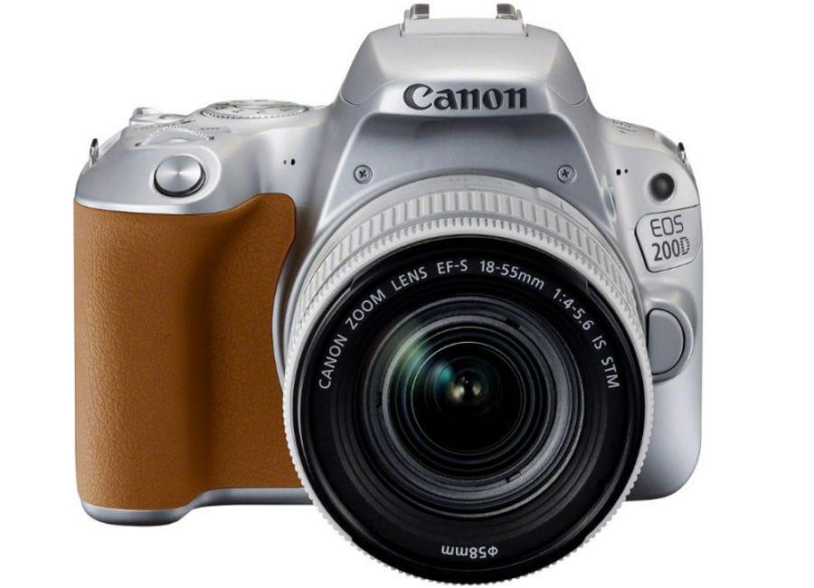 Canon EOS 200D και... έφυγες για φωτογραφία!