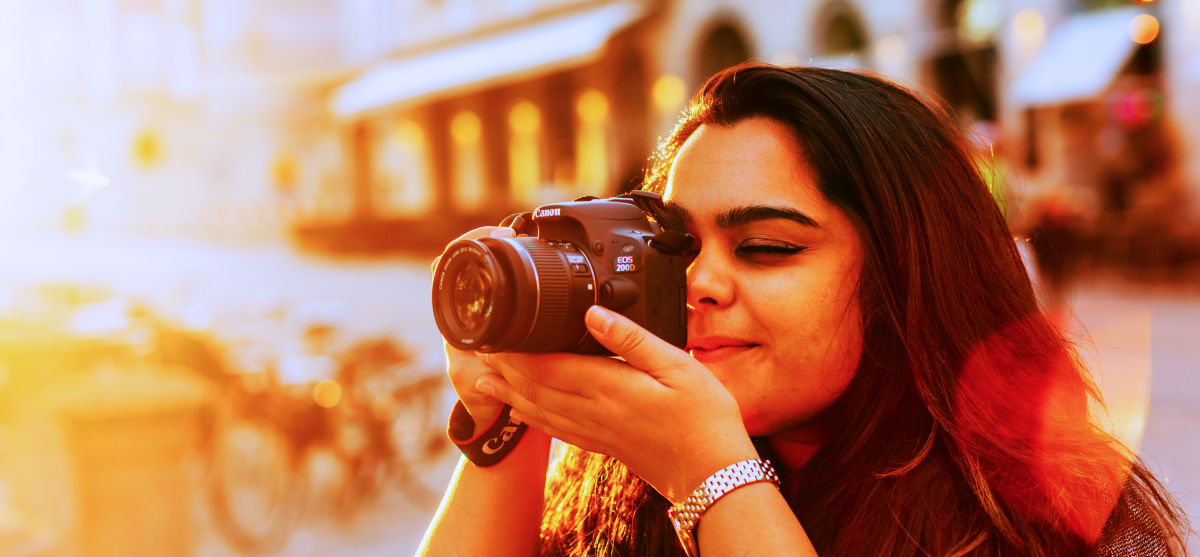 Canon EOS 200D και… έφυγες για φωτογραφία!