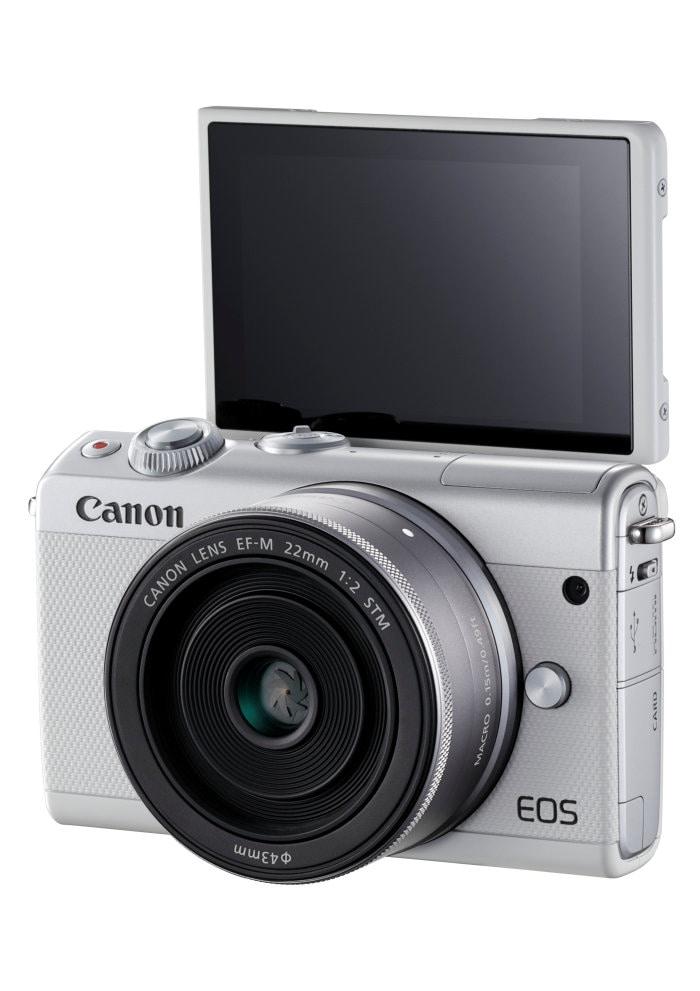 Canon EOS M100 γιατί η καλύτερη μηχανή είναι αυτή που έχεις μαζί σου!