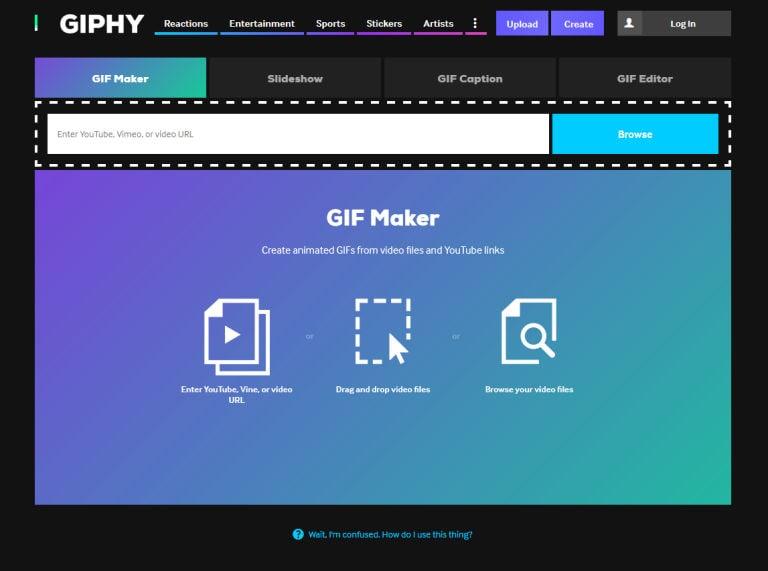 Τρελαίνεσαι για το Giphy; Φτιάξε τα δικά σου animated GIFs!