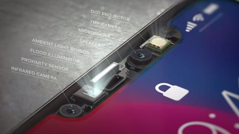 Apple iPhone X: Πόσο μεγάλη οθόνη έχει στην πραγματικότητα;