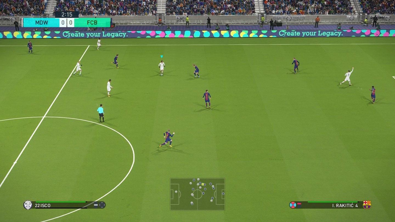Έφτασε το νέο Pro Evolution Soccer 2018!