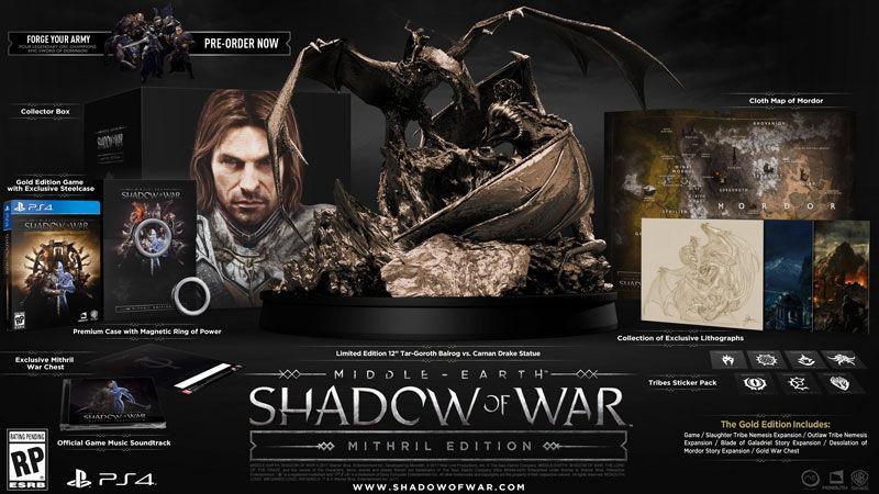 Ένα Ring of Power σε περιμένει με το Shadow of War στα Public!
