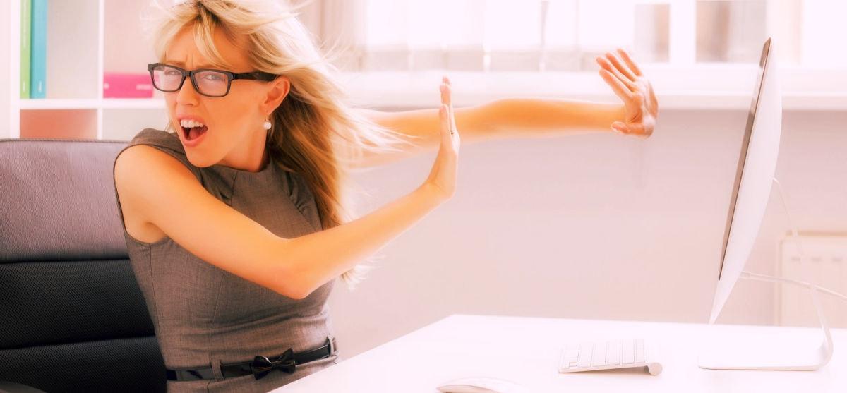 Ξεφορτώσου τα spam! Πέντε απλά βήματα για να αδειάσει το mail σου!